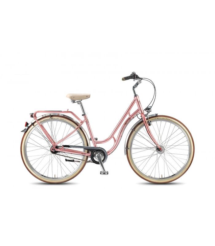 c4ee5178754 Jalgratas KTM Tourella 28.9 roosa - Velomoto